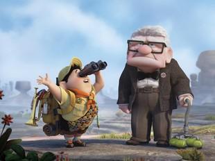 Els protagonistes animats de la pel·lícula.  Foto:PIXAR