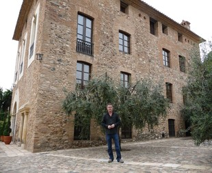 La família Martorell hi ha instal·lat els cellers De Muller.