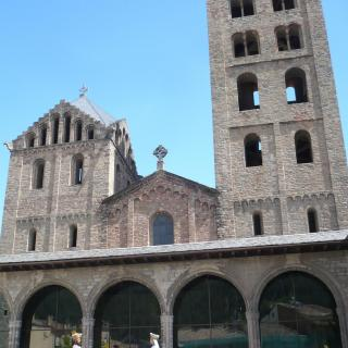 Festa Major de Sant Eudald , monestir