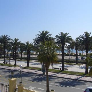 Passeig Jaume I, passeig marítim