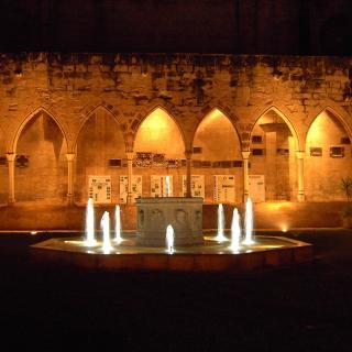 Claustre Catedral de Santa Maria de Tortosa
