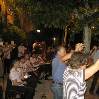 Aplec sardana Casal de Llavaneres 2010