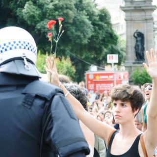 Resistència pacífica