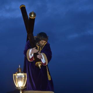 procesion semana santa 2011 pueblonuevo pineda de mar