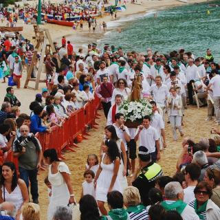 Festa de Santa Cristina 2011