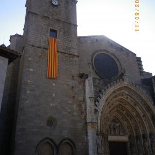 Castelló D'Empuries. Diada 2011