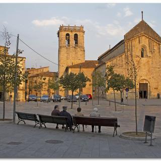 Monestir de Sant Pere, El Prat