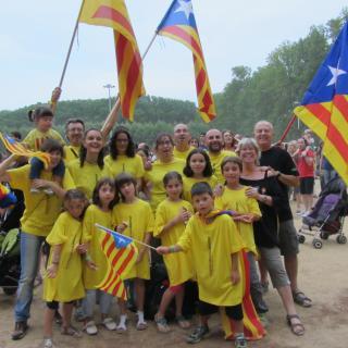 Estem d'acord. Catalunya vol viure en llibertat!!