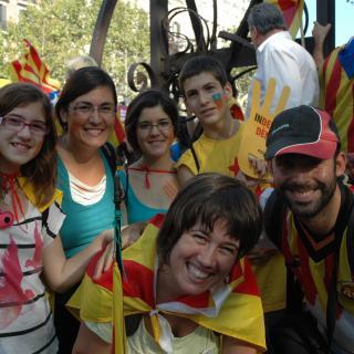 Can Benet marxa sobre Barcelona 1