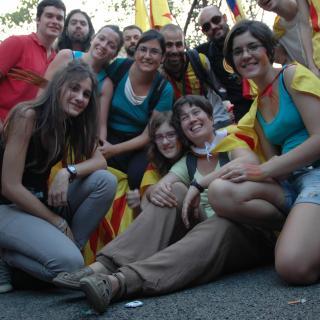 Can Benet i Sant Quintí marxen sobre Barcelona