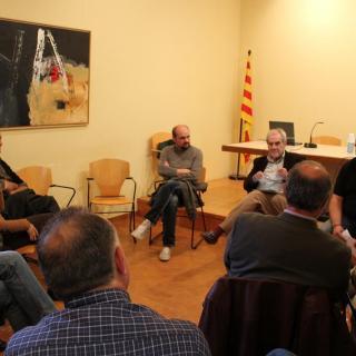 Acte públic de presentació de NECat a Sant Celoni