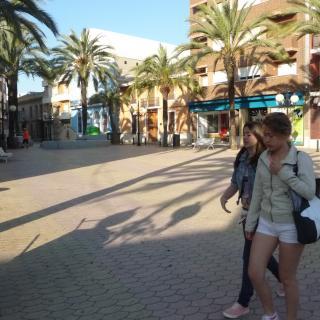 Plaça del País Valencià a l'Honorable poble de Picanya