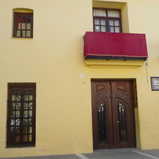 Llar de les Persones Majors situat a la plaça del País Valencià de l'Honorable poble de Picanya.