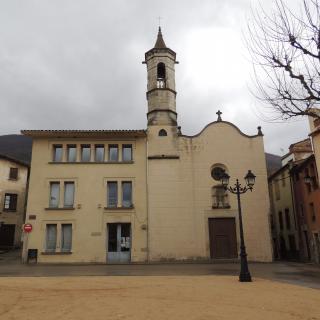 Ajuntament i Esglèsia del Roser