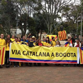 Via Catalana a Bogotá-Colombia