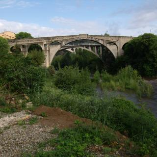 Els ponts del Tec. Pont del diable