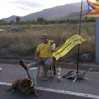 Esperant la Via Catalana