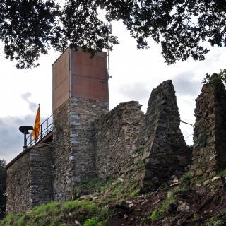 Sant Grau, Torre del Guaita