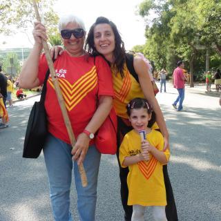 3 generacions per la llibertat