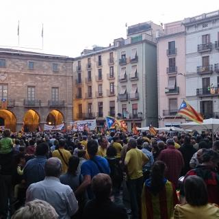 Manresa - Plaça Ajuntament