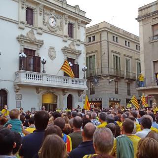 Pl. de la Vila - Vilafranca del Penedès