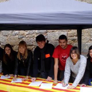 L'equip de govern de Bellcaire d'Empordà signa el manifest de Denúncia ciutadana