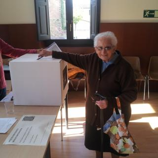 Viventeta Pons, 91 anys