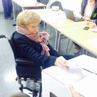 Encaranació Colom, 93 anys
