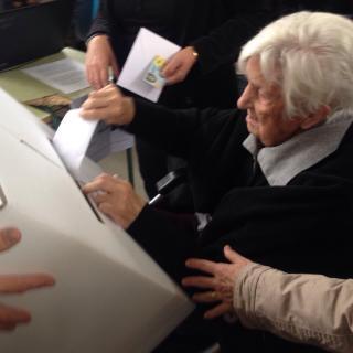Adela de 99 anys