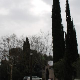 Entrada al cementiri de Can Graells