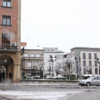 plaça de l'Ajuntament