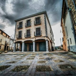 Plaça Ajuntament Vilablareix