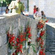 Girona: Temps de Flors, ruta de patis  1226#Quim Puig