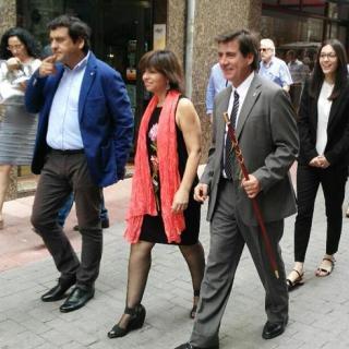 El convergent Xavier Fonollosa és ja el nou alcalde de Martorell gràcies al pacte amb ERC