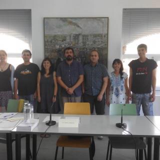 Alcalde i equip de govern de Celrà (CUP)