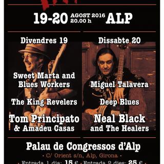 Festival de blues dels Pirineus