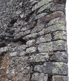 Els últims terratrèmols han malferit El Castell de Sant Salvador?