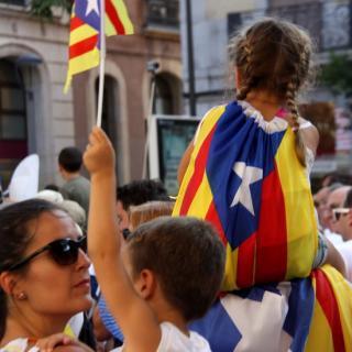 La Diada de 2016 a Tarragona