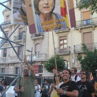TARRAGONA 11SDIADA2016. Diada de l'11-S a Tarragona