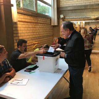 Vot de l'alcalde, Joan Giraut, Castell d'Aro