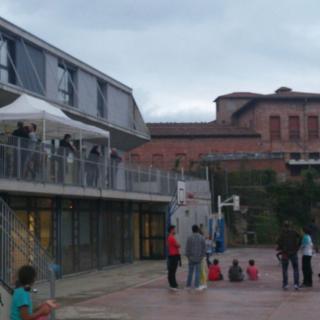 Escola oberta de Sant Feliu de Pallarols el 30 de setembre