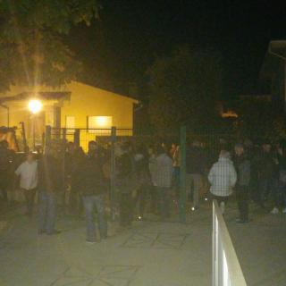 Escola oberta de Sant Feliu de Pallarols l'1 d'octubre