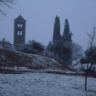 Església de Llorà i entorns