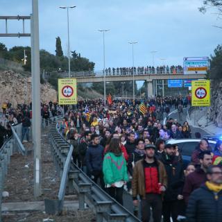 Talls a l'AP-7 a Tarragona aquest diumenge