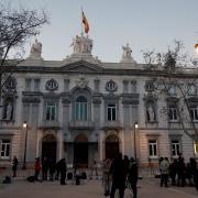 Els presos arriben a l'Audiència Nacional