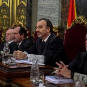 Manuel Marchena, president del tribunal