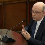 El lehendakari Iñigo Urkullu és el primer a declarar en la novena sessió del judici al procés