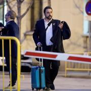 Adrià Comella, exdiputat d'ERC surt del Suprem