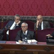 Una desena d'agents exposen al Suprem comunicacions intervingudes als independentistes catalans i cap incita a la violència
