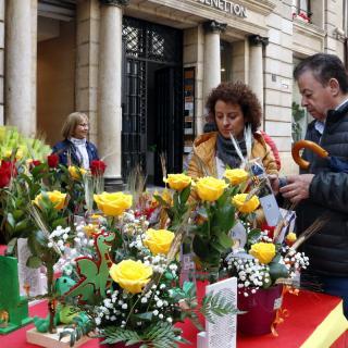 Parada a l'Eix Central de Lleida